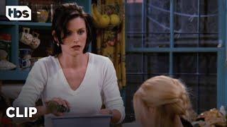 Friends: Monica Caters Ross' Ex-Wife's Wedding (Season 2 Clip)   TBS