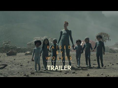 Raised by Wolves – Una nuova umanità   Nuova serie   Trailer