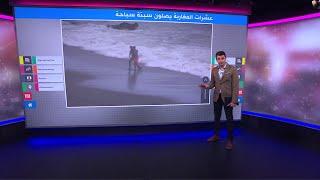 مصرع مغربي غرقا ونجاة عشرات سبحوا إلى سبتة