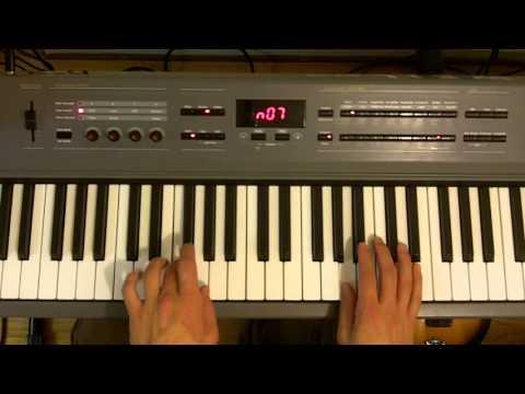 Super Mario Theme Song PIANO TUTORIAL Part 1