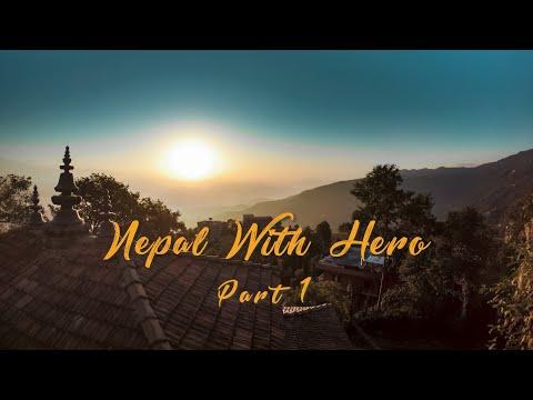 Nepal With Hero (Part 1) Pashupatinath / Boudhanath Stupa / Nagarkot