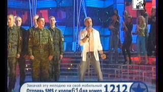 Алексей Хворостян - Я служу России («Фабрика звёзд 6»)