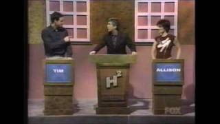 Mad TV - Hollywood Squares feat. UPN stars