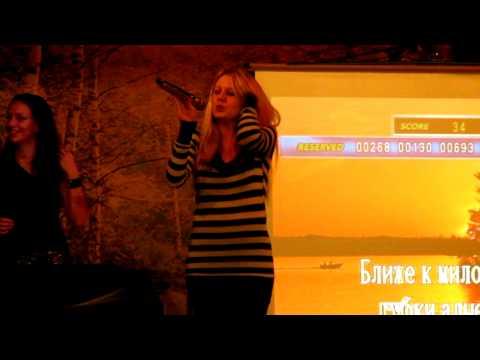 Russian Karaoke San Diego. Boxers=Коробейники by Катя herself