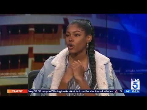 Is Diamond White's New Song About KTLA 5?