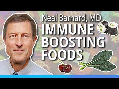 Neal Barnard, MD   Immune-Boosting Foods