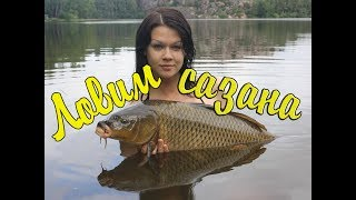 Як зловити Сазана?! Риболовля на річці Чулим 2017 кукурудза bonduelle рулить