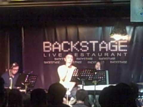 關逸揚怯at 一人戀愛Live at Backstage