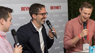 BevNET Live: Livestream Lounge with Fred Hart, Creative Director, Interact