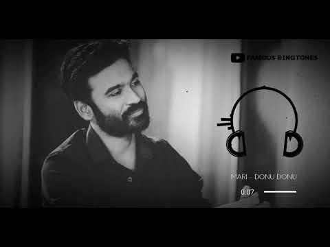 Dhanush Ringtone | Mari Movie Ringtone | Download Link