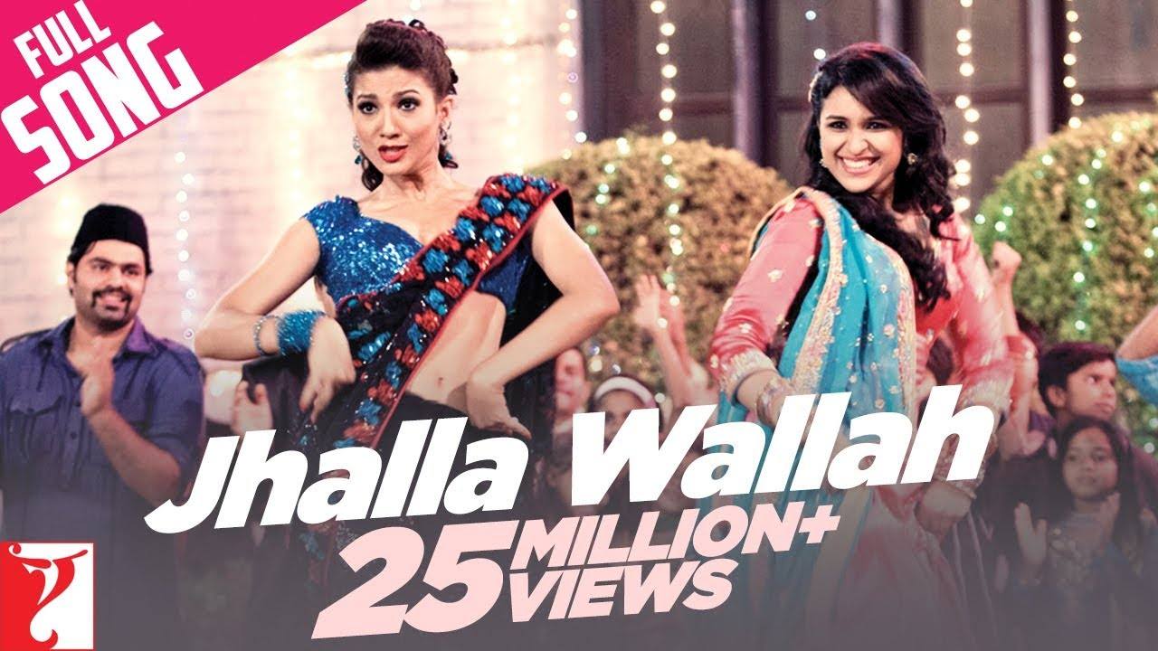 Jhalla Wallah - Full Song | Ishaqzaade | Arjun Kapoor | Parineeti Chopra