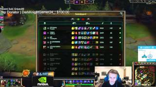 Incarnation duo Sneaky - Zed vs LeBlanc Mid - League of Legends Gameplay