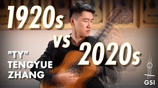 Mario Castelnuovo-Tedesco's 24 Caprichos de Goya, No. 18 played by Tengyue TY Zhang on 6 guitars