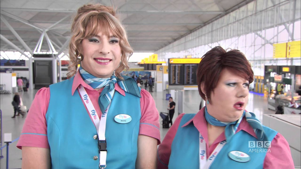 Come Fly With Me Bbc 1 Quotes: Come Fly With Me: Meet Melody & Keeley
