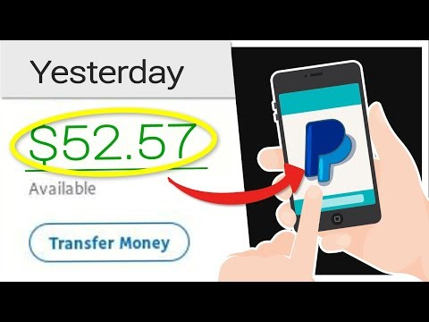 Earn FREE PayPal Money ($10 EVERY 12 MIN) Right Now! (2020)