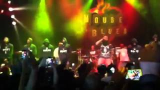 The Game House Of Blues Jesus Piece intro concert!!!!