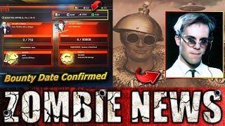 BOUNTIES! Zombie Contracts, Max Level Cap & Release Date (Infinite ...