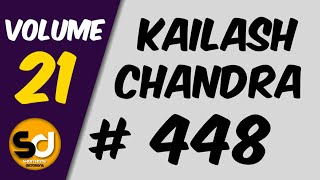 # 448 | 100 wpm | Kailash Chandra | Volume 21