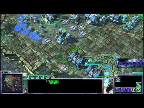 Eon's Live Ladder #63 Starcraft 2
