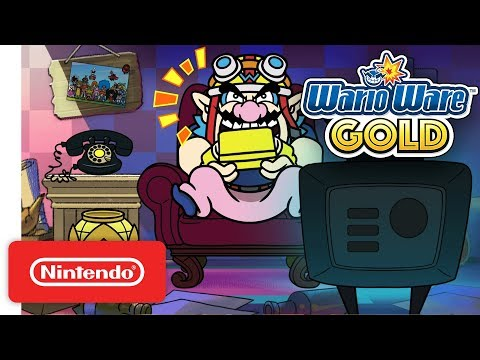 All About WarioWare