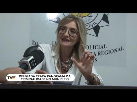 TeleJornal DELEGADA Regional de Polícia
