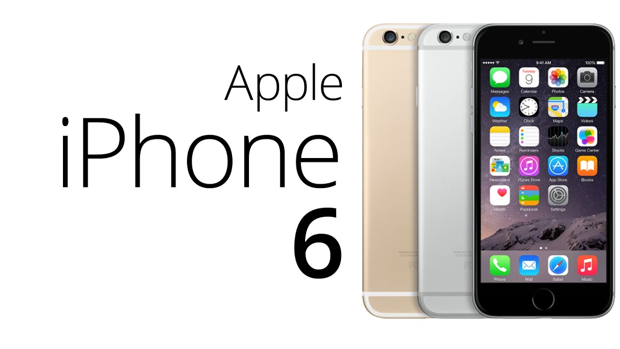 apple iphone 6 recenze youtube