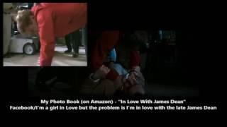 """James Dean vs James Franco in Rebel (My Book&App """"In Love With James Dean"""")"""