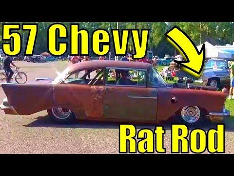 Hazardous Waste 4  -   57 Chevy Rat Rod