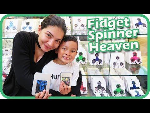 FIDGET SPINNER Stolen at School, Buying a New Fidget Spinner - TigerBox HD