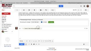 Reply/Reply All in Gmail