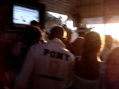 Big Sur Life beach bar Formentera - From bar to the beach