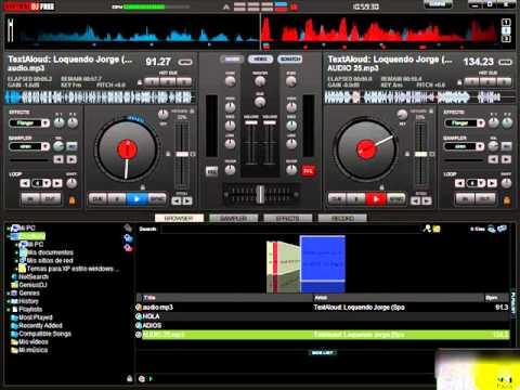 descargar virtual dj 7 full gratis
