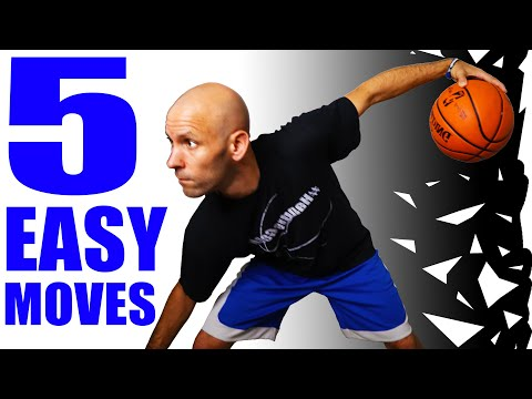 5-easy-basketball-moves-that-break-ankles:-crossovers-for-beginners!