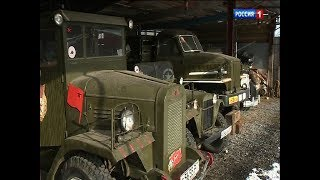 Семейное хобби: батайчанин Анатолий Аствацатуров собирает старинные автомобили