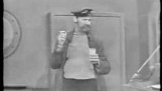 """Cap'n Tugg"" Races ""Cap'n Flash Flood"" - 1963"