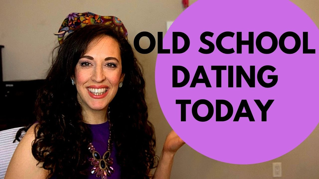Bring Old School Dating to Today's Dating World
