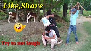 Must_watch_New_funny_video || New_Funny_Videos || Hindi_Fun || Epi-05_Tinku_comedian