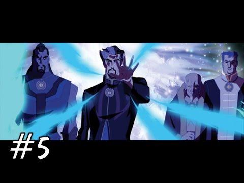 Jamacus Cartoon Top 10: (Top 10 Animated Marvel Movies)