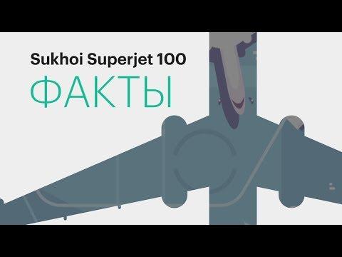 Все о Sukhoi Superjet 100. ФАКТЫ.