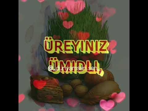 Whatsapp  üçün Novruz bayramı videoları