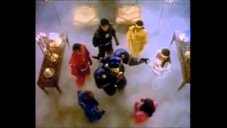 Mighty Morphin Power Rangers a Ninja Beginning