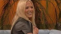Sonya Kraus packt ihre Brüste aus - Tv total