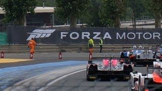 Private footage ©a_bloc - Le Mans 24h 2013 Allan Simonsen #95…