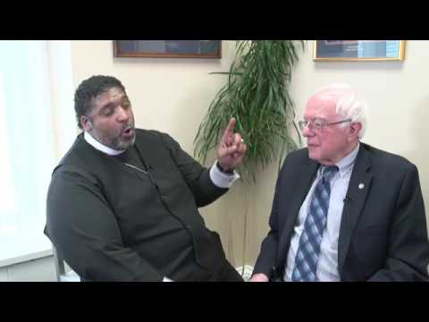Bernie with Dr William Barber