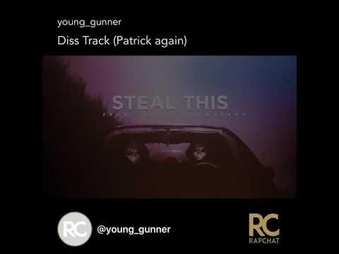 Diss Track (Patrick Again) Official Audio. Prod Razor Boomerang