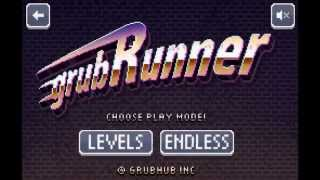 !Run Burger Run¡ : GrubRunner