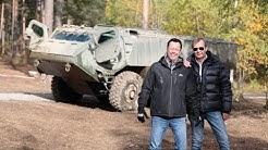 Markku Alén & Patria 6x6 (Teknavi 2019)