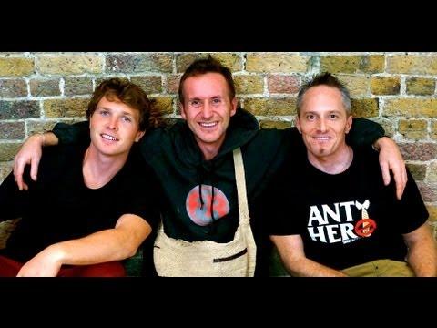 Bruce Parry - QUEST | London Real