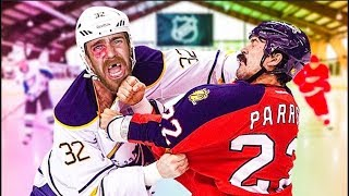 I PLAYED CHEL 2019 FOR MY FIRST TIME EVER - NHL 19