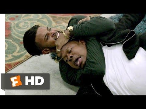 Superfly (2018) - Don't Touch Me Again Scene (7/10) | Movieclips